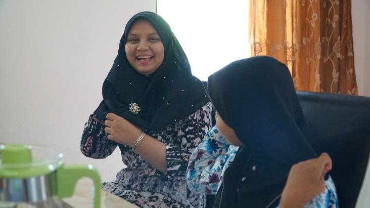 20190223s 037 Majlis Bercukur Aleeya