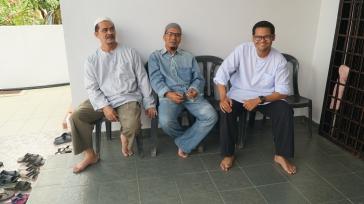 20190223s 032 Majlis Bercukur Aleeya